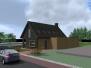 Nieuwbouw moderne houten woning in Beekbergen